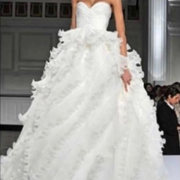 Oscar De La Renta Dresses Wedding Dress Poshmark